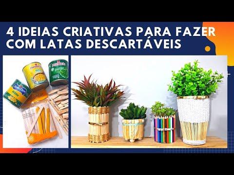 4 ideias Criativas