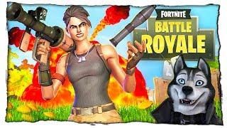 ВЕСЁЛЫЕ МОМЕНТЫ В ИГРАХ! ПРИКОЛЫ В Fortnite Battle Royale (эпик фейлы, баги)! - Реакция на Вебку