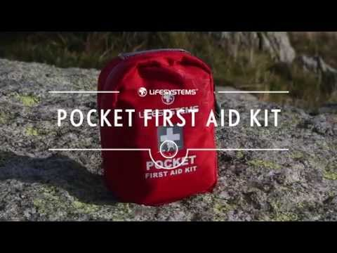 Lifesystems Pocket Outdoor First Aid Kit Video
