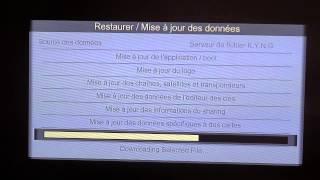 [Tuto] Mise à Jour Atlas HD100 Et Atlas HD200s / SE Via Serveur Kyng (internet)