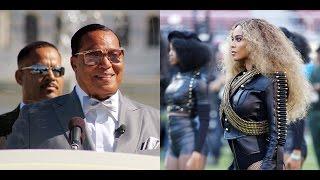 """Farrakhan au sujet de Beyoncé et Kendrick Lamar: \""""La Révolution Culturelle est en marche\"""""""