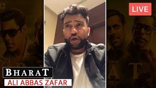 LIVE CHAT : Bharat Special Talk By Director Ali Abbas Zafar | Salman Bharat First Day First Show