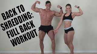 Full Back Workout, Back to Shredding, Advice on Picking a Military Rate - SFTW S2 Ep9