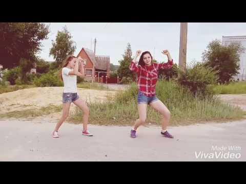 Natan-Я хочу быть с ней | ДОЛГОЖДАННОЕ ВИДЕО | Dance by Alina and Nadya