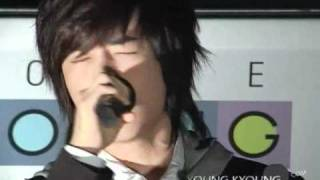 071104 XING DaeGu Concert - Yume's Solo [Yume Fancam]