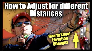 How to Aim Higher When Shooting Different Distances in Archery