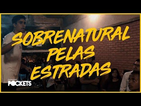 C.A.M.P.U.S. Pockets // Sobrenatural Pelas Estradas