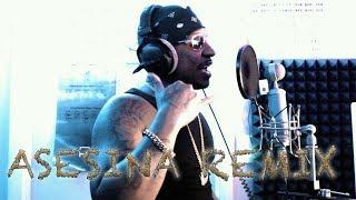 Asesina Remix   Brytiago |Darell|Ozuna|Daddy Yankee|Anuel AA|  Lulo El Poderoso Cover