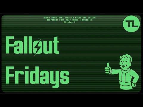 FALLOUT FRIDAYS! - Fallout 3 Gameplay - Part 1