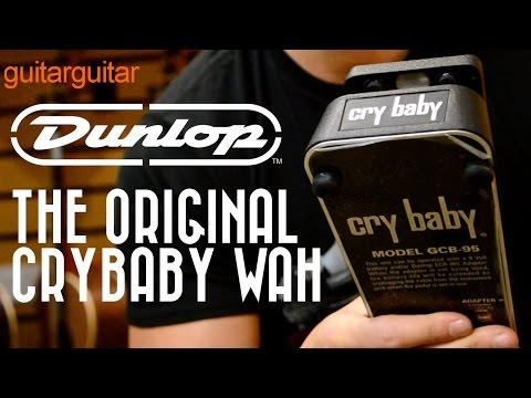 Pedal Jim Dunlop Cry Baby Original Wah Gcb95 379 900