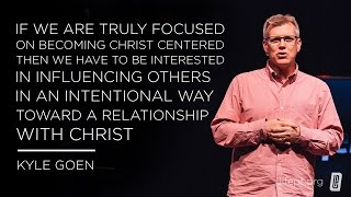 Interest Yourself in Intentionally Influencing Others Towards a Relationship with Christ