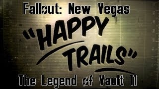 Fallout New Vegas- The Legend of Vault 11