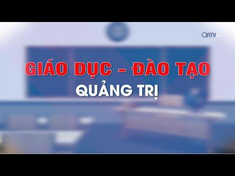 Bản tin về trường trên kênh truyền hình Quảng trị