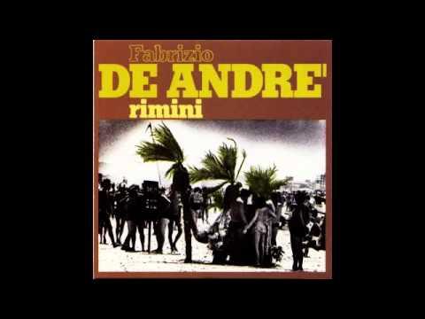 Rimini - Fabrizio De Andrè