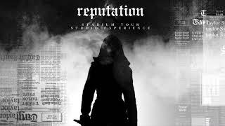 Style/Love Story/YBWM (Reputation Tour instrumental/Karaoke)