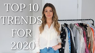 2020 TRENDS   TOP 10 WEARABLE FASHION TRENDS & HOW TO STYLE THEM