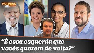 Lula, Dilma, Marina e Boulos passam pano para ditadura cubana