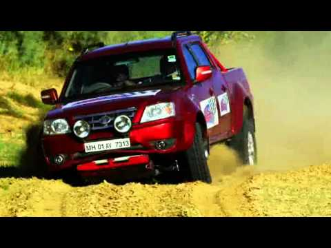 Tata Xenon Full Throttle
