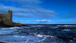 North Sea. St. Andrews.  Scotland