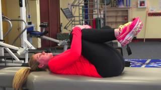 Sciatica Stretch Tip 1 | Illinois Back Institute