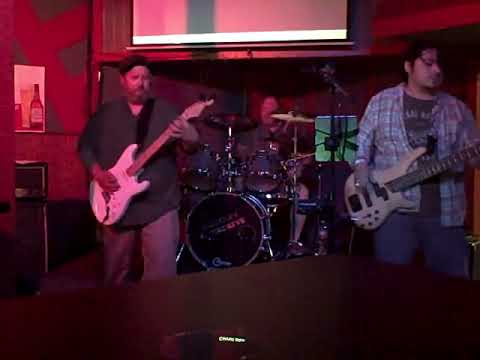 My awesome band, Whiskey Overdrive at our End of Summer Show