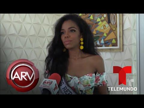 Miss Republica Dominicana enfrenta ataques de bullying y acoso racial | Al Rojo Vivo | Telemundo