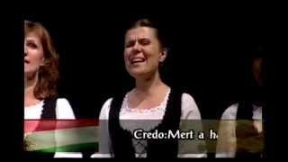 preview picture of video 'Péderi Vegyeskar - Szigligeti Színház, Trianoni emlékest 2014. június 04. - Szolnok'