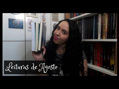 Leituras de Agosto (2020) | Um Livro e Só