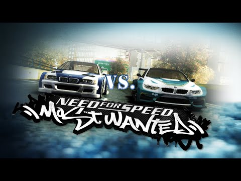 Tg Need For Speed Most Wanted Bmw M3 Gtr Vs Bugatti Veyron