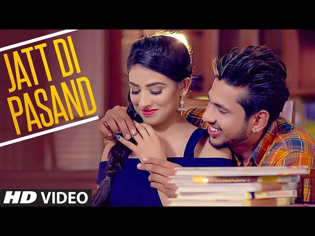 Jatt Di Pasand Full Video Song HD | Latest Punjabi Songs 2017 | Gavin Aujla