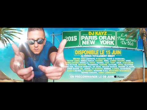 PARIS ORAN NEW GRATUITEMENT KAYZ TÉLÉCHARGER 5 DJ YORK