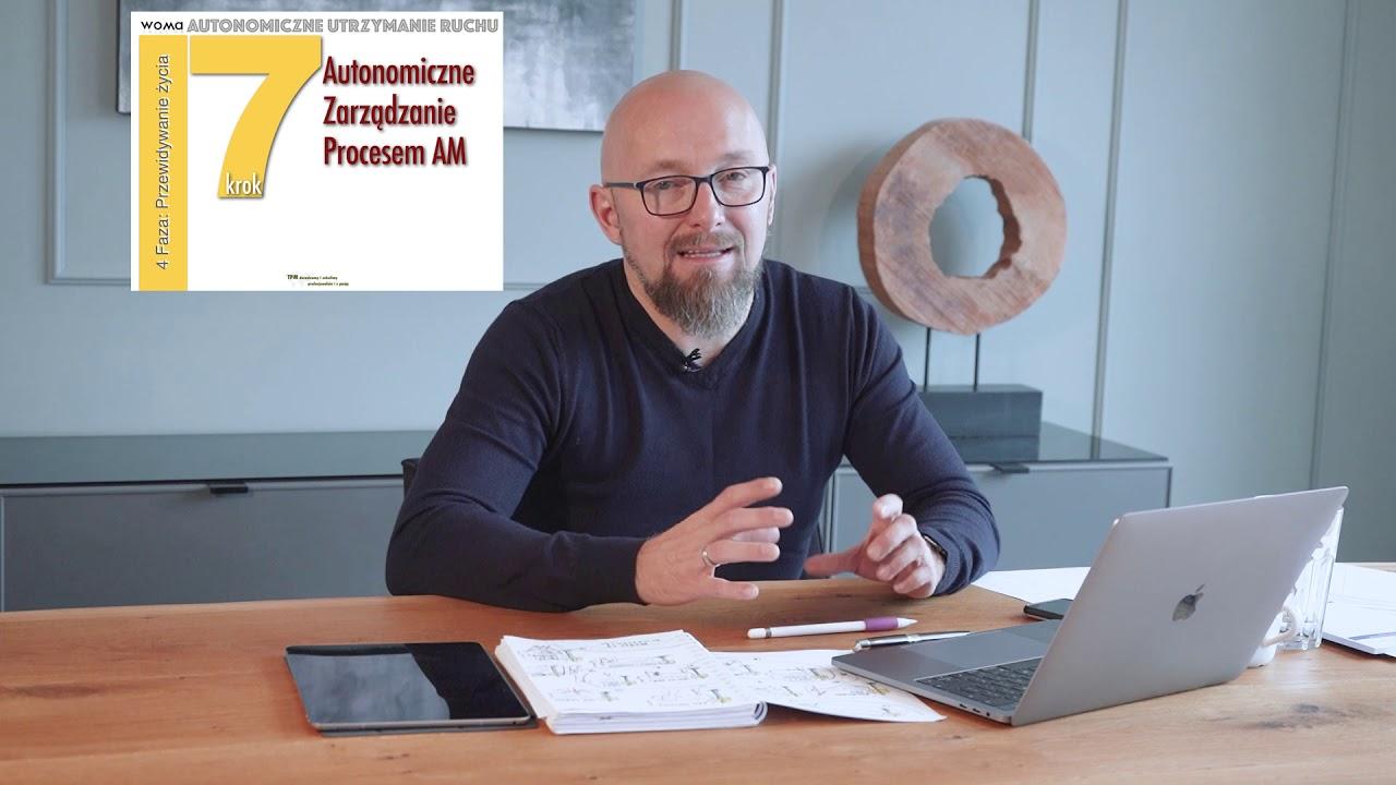 KROK 8 - Filar AM - Blue Tagi i autonomiczne zarządzanie procesem