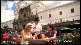 Quito is the South America´s Leading Destination