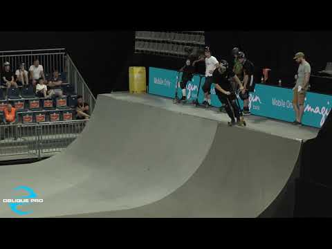 Angus Huges - World Roller Games - Scooter - Men's Semi-Final