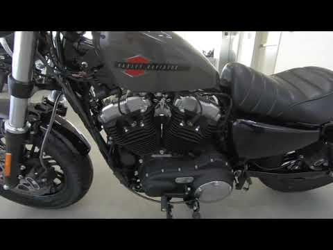 2019 Harley-Davidson Forty-Eight XL 1200X