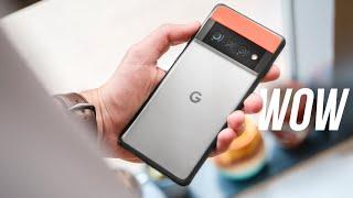Google Pixel 6 Pro - FIRST LOOK!