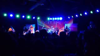 Every Time I Die - Roman Holiday Live The Glass House 11/15/14