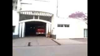 preview picture of video 'Bomberos de esperanza, salida movil 23'