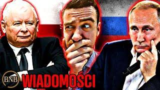 Putin POKAZAŁ KACZYŃSKIEMU demokrację! Wybory ODWOŁANE | WIADOMOŚCI