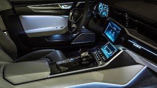 2018 Audi A7 Sportback - INTERIOR