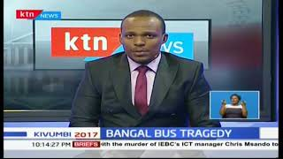 10 feared dead in a road accident in Bangal-Tana River