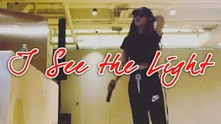 Red Velvet Seulgi singing 'I See the Light' by Mandy Moore (Tangled OST) (Song Cover)   레드벨벳 슬기