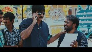 Romeo Movie Making - Sairam Shankar, Adonika, Power Raviteja, Puri Jagannadh