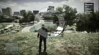 GTA V Online. Hitman. Agente 47.