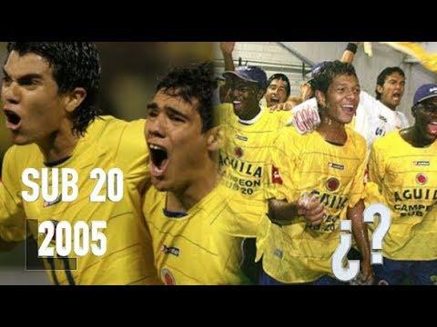 ¿Que Fue de la Vida de los JUGADORES de la Seleccion COLOMBIA SUB 20 Del 2005??/Reseña INDIVIDUAL!!