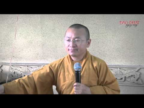 Logic học Phật giáo (2014) - Bài 1: Nhân minh Phật giáo