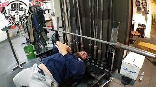 Bench Press Grips - False / Suicide Grip - Bulldog Grip