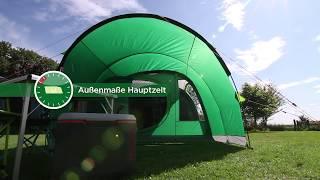 Coleman® FastPitch™ Air Valdes 4 – aufblasbares Zelt für 4 Personen