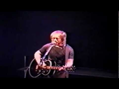 Warren Zevon - I Was In The House When The House Burned Down - Live in Cleveland, 2000 - Part 1/18