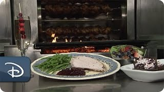 Make A Magical Holiday Meal With Tips From A Disney Chef | Walt Disney World